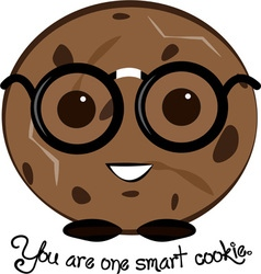 One Smart Cookies vector