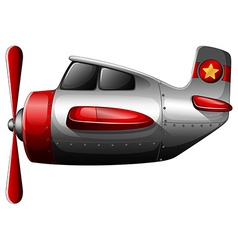 A vintage propeller vector