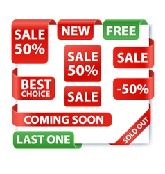 Special-Tag-Label-Sale-Stickers vector