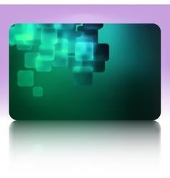 Beautiful gift card EPS 8 vector