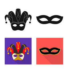 Design luxury and celebration symbol vector