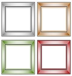Frame Set vector image