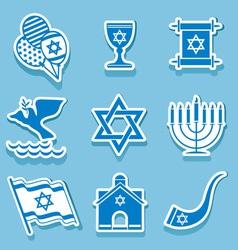 Israel symbol vector