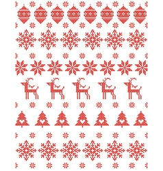 Christmas Sweater Design vector