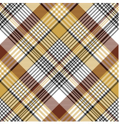 Orange brown fabric texture background seamless vector