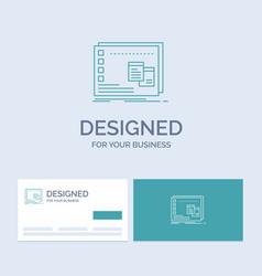 Window mac operational os program business logo vector