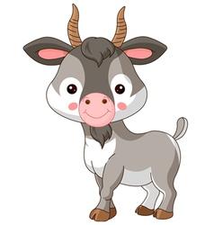 Farm animals Goat vector image vector image
