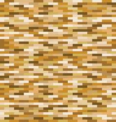 Retro Brown Pattern vector image vector image