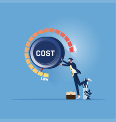 Concept cost reduction vector