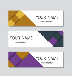 minimal covers design colorful halftone gradients vector image