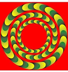 Perpetual Rotation vector image vector image