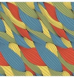 Seamless texture for fabric vector