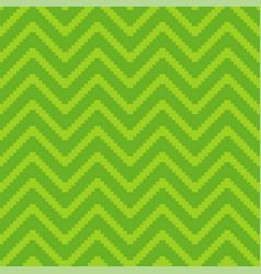 seamless zigzag pattern - colorful design vector image