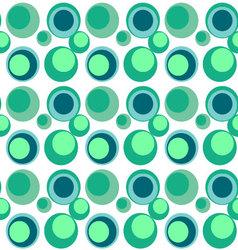 Seventies mod pattern background vector