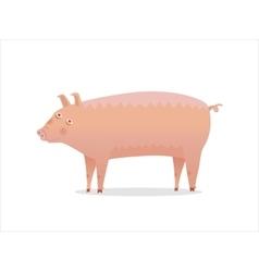 Piglet Dodo collection vector image