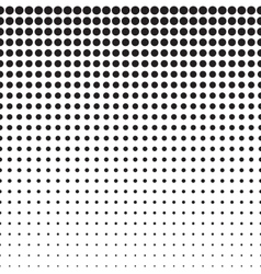 Circles Halftone Pattern vector