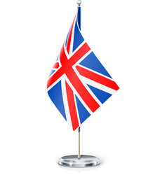 great britain flag vector image