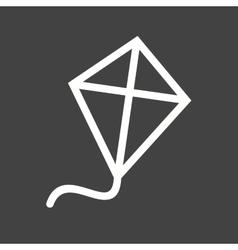 Kite Sport vector image vector image