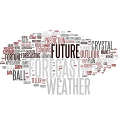 Foreclose word cloud concept vector