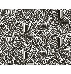 Geometric abstract seamless pattern motif vector