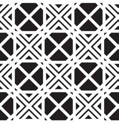 Geometry seamless pattern vector