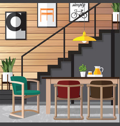 Home design ideas vector