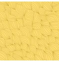 Abstract wavy seamless vector image