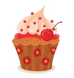 Cupcake02 vector