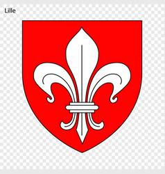Emblem lille vector