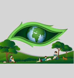 World book day or international education week vector