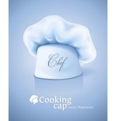 cooking cap vector image