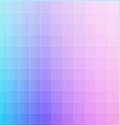 Abstract squares gradient background vector