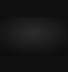 black metal texture with dots pattern vector image