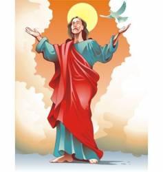 prophet vector image