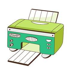 A printer vector