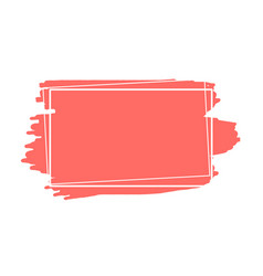 abstract background ink brush strokes with rough vector image