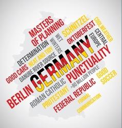 Germany Word vector