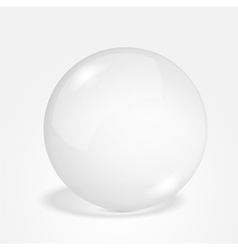Transparent Sphere vector image