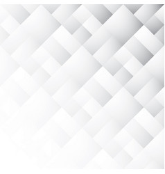 abstract pattern with squares vector image