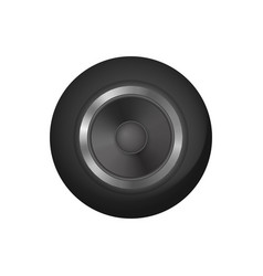 audio speakers for your computer vector image