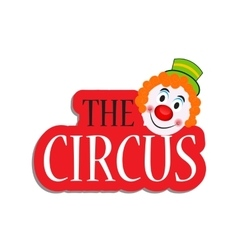 The Circus Banner vector