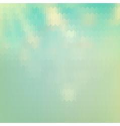 Retro pattern of geometric shapes EPS 10 vector image