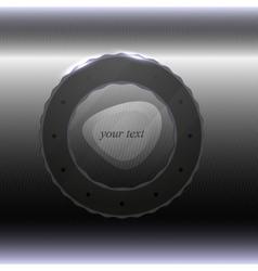 Logo Design circle vector image