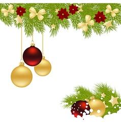 Christmas corner 1611 02 vector