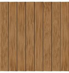 Background of wooden vertical boards vector image