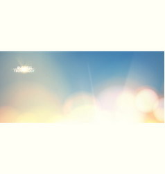 abstract shining space futuristic background vector image vector image