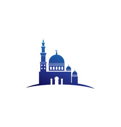 Logo Masjid Vector Images Over 250