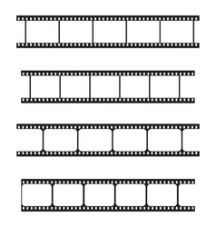 Filmstrip frame for pictures in 32 and 43 vector