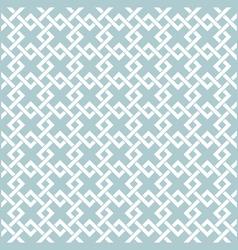 Retro geometric seamless pattern vector image vector image