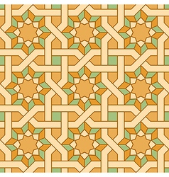 Oriental ornate vector image vector image